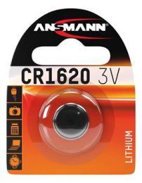 Ansmann knoflíková lithiová baterie CR 1620