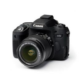 Easy Cover Pouzdro Reflex Silic Canon 77D Black