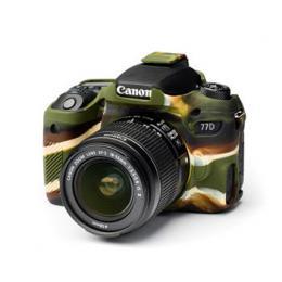 Easy Cover Pouzdro Reflex Silic Canon 77D Camouflage