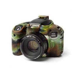 Easy Cover Pouzdro Reflex Silic Canon 800D Camouflage