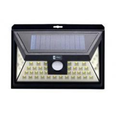 iQtech iPro 46 solární venkovní svìtlo, 46 LED, senzor, bezdrátové
