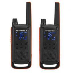 Motorola Talkabout T82, oranžová/èerná
