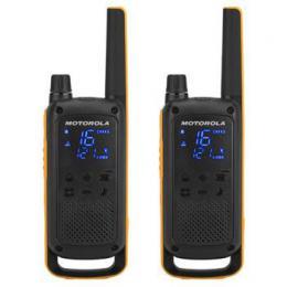 Motorola TLKR T82 Extreme, žlutá/èerná