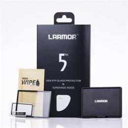 Larmor ochranné sklo na displej 5. generace pro Nikon D7100/D7200