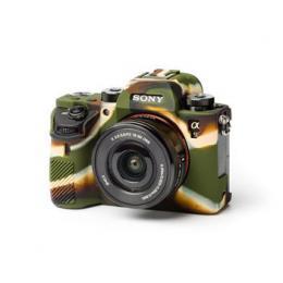 Easy Cover Pouzdro Reflex Silic Sony Alpha a9 Camouflage