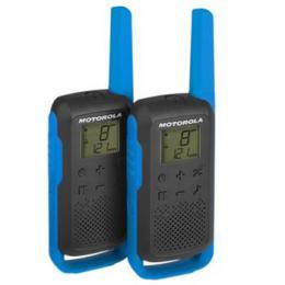 Motorola Talkabout T62, modrá