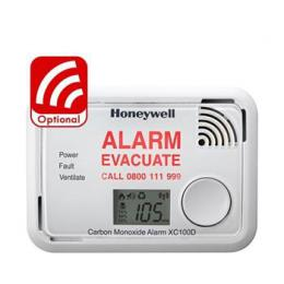 Honeywell XC100D-CSSK-A, Smart detektor a hlásiè oxidu uhelnatého, ScanApp