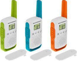 Motorola TLKR T42, Triple Pack