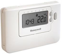 Honeywell Digitální programovatelný termostat CM707, 7-denní program, CMT707A1011