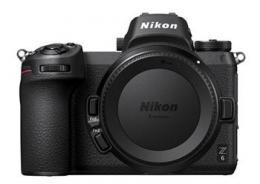 Nikon Z6   adaptér na bajonet F - systémový fotoaparát