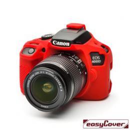 Easy Cover Pouzdro Reflex Silic Canon 4000D Red