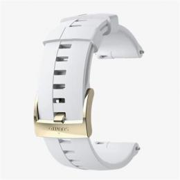 Suunto Ambit 24mm Athletic 4 Silicone strap White Gold, velikost M