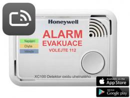 Honeywell XC100-CSSK-A, Smart detektor a hlásiè oxidu uhelnatého, ScanApp, CO Alarm, B-Stock