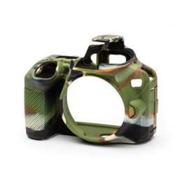 Easy Cover Pouzdro Reflex Silic Nikon D3500 Camouflage