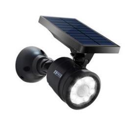 iQtech iPro LEDsolar 8 solární venkovní svìtlo magnetické, 8 LED, 1,5W, senzor