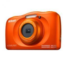 NIKON COOLPIX W150 Orange - Backpack kit
