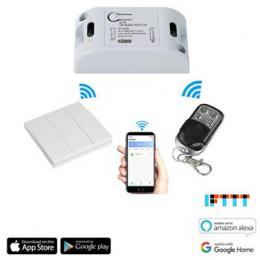 iQtech SmartLife SB002, WiFi relé s ovladaèi