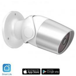 iQtech Smartlife SH615, venkovní Smart Wi-Fi IP kamera, IP65