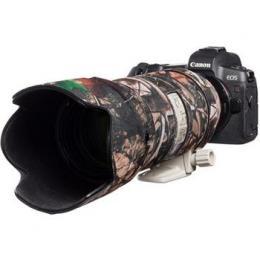 Easy Cover obal na objektiv Canon EF 70-200mm f/2.8 IS II USM lesní maskovací