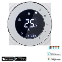 iQtech SmartLife GBLW-W, WiFi termostat pro podlahové vytápìní, bílý