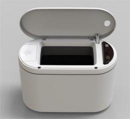 iQtech Whaota 2 l, kosmetický koš bezdotykový, bílý