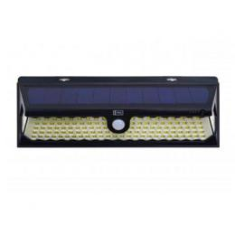 iQtech iPro 120 solární venkovní svìtlo, 120 LED, senzor, bezdrátové