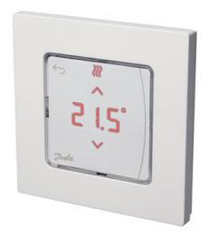 Danfoss Home Link prostorový termostat, 088U1081, montáž na zeï