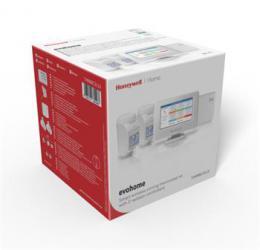 Honeywell Evohome Starter Set 2 Kotel CZ THR99C3112, Evohome Touch WiFi   2x termohlavice HR92   BDR91