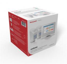 Honeywell Evohome Starter Set 2 CZ THR99C3102, Evohome Touch WiFi   2x termohlavice HR92