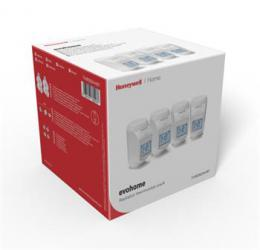 Honeywell Evohome THR0924HRT / 4x HR92, bezdrátová termostatická hlavice