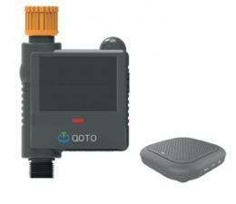 iQtech SmartLife QT-05 Wi-Fi Ventil zahradní pro zavlaživání, jednotka se základnou