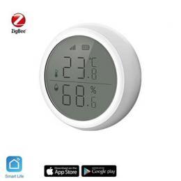 iQtech Smartlife HS01 Zigbee sensor Vlhkosti a teploty, Zigbee 3.0