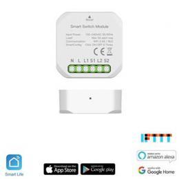iQtech SmartLife SB21, Dvojté mini WiFi relé, 2x 5A