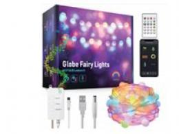 iQtech SmartLife WL039 Music, Wi-Fi LED øetìz RGBW, 10 m