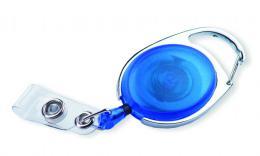Naviják OVAL  pro visaèky modrý