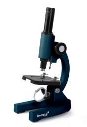 Monokulární mikroskop Levenhuk 3S NG