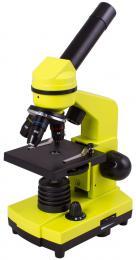 Mikroskop Levenhuk Rainbow 2L LimeLimetka