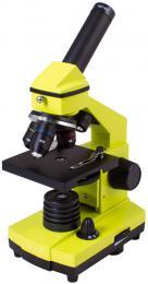 Mikroskop Levenhuk Rainbow 2L PLUS LimeLimetka