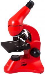 Mikroskop Levenhuk Rainbow 50L PLUS OrangePomeranè