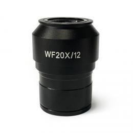 Okulár Levenhuk MED WF20x/12 s dioptrickou korekcí