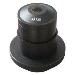 Kondenzor Levenhuk MED A 1,25 s tmavým polem (suchý)