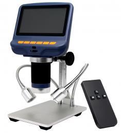 Mikroskop Levenhuk DTX RC1 s dálkovým ovládáním - zvìtšit obrázek