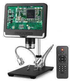 Mikroskop Levenhuk DTX RC2 s dálkovým ovládáním - zvìtšit obrázek