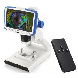 Digitální mikroskop Levenhuk Rainbow DM500 LCD - zvìtšit obrázek