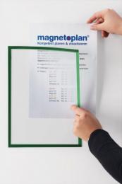 Magnetický rámeèek Magnetofix A4 èervená (5ks)