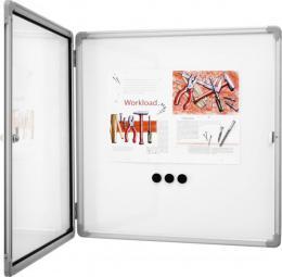 Vitrína magnetická Magnetoplan optimal vnitøní 6 x A4