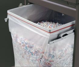 Odpadní pytle pro skartovaè EBA 2326, 2127, 2026-2, 2331, 3139