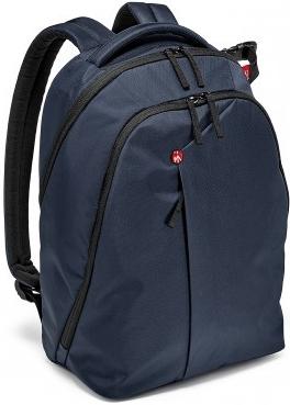 Manfrotto MB NX-BP-VBU, NX Backpack Blue, batoh modrý
