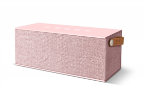 FRESH  N REBEL Rockbox Brick Fabriq Edition Bluetooth reproduktor, Cupcake, rùžový