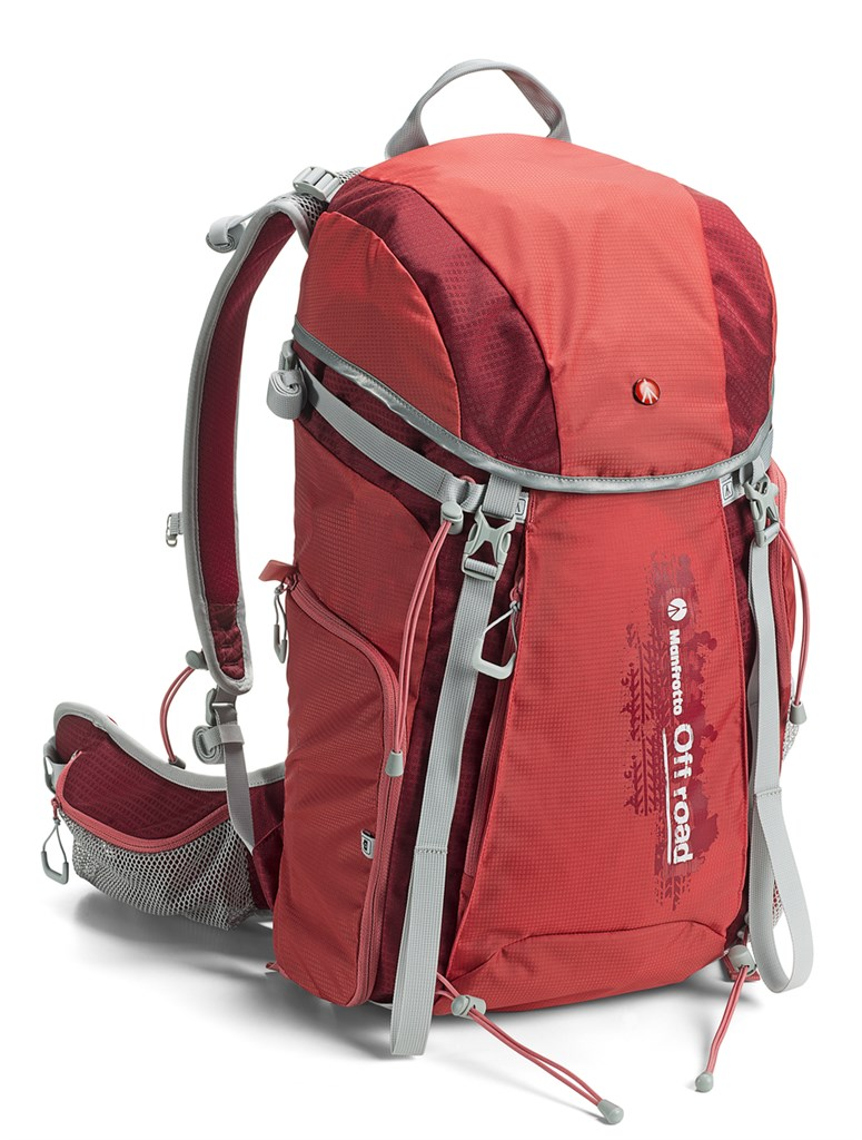 c558868868 Manfrotto OFF ROAD HIKER 30L RED